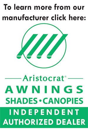 Aristocrat Awnings Dealer