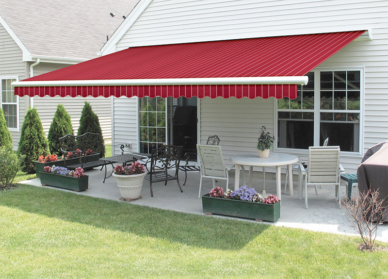 Estate Retractable Awnings
