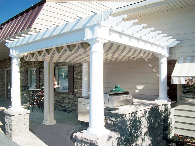 Pergola & Under-Pergola Canopies