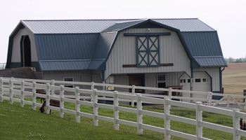 Equestrian & Agricultural Roofing