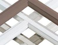 Countoured Window Grids