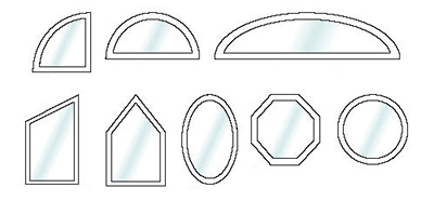 Geometric Window Shapes