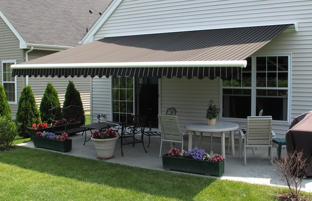 Increase Energy Efficiency With a Retractable Awning