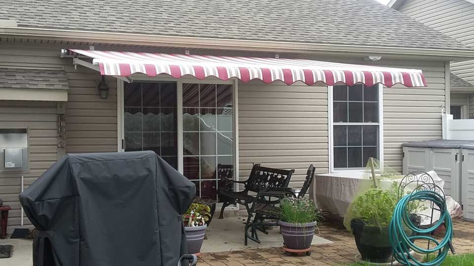 Retractable Awning Installation Project