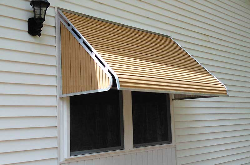 Small Window Aluminum Awning