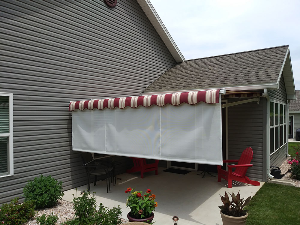 Project Gallery - American Awnings & Replacement Windows