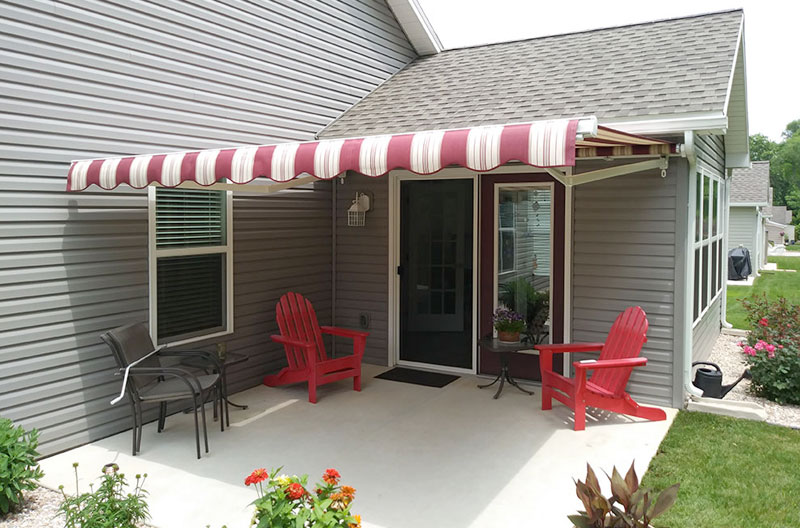 Awnings Reduce Energy Cost & Add Value to Your Home